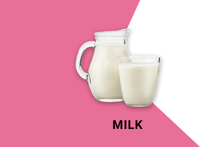 milk boost metabolism