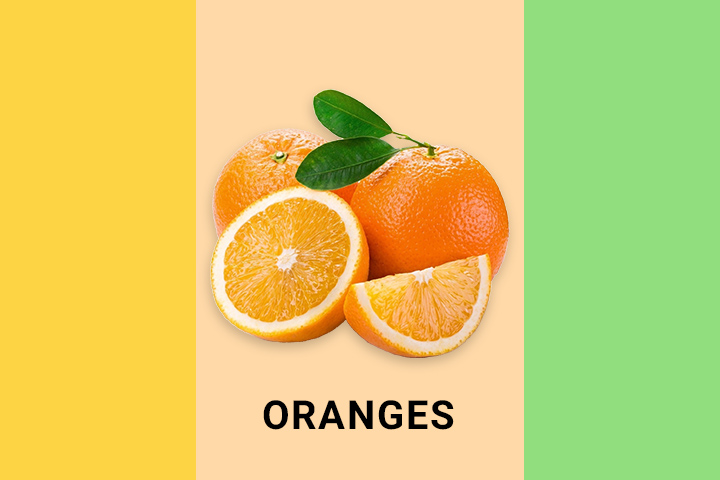 oranges for fat loss