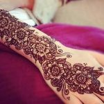 20 Latest & Beautiful Pakistani Mehndi Designs