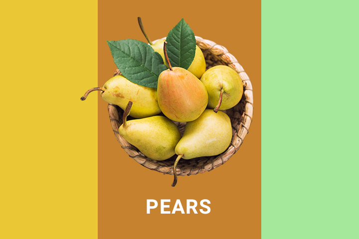 pears for fat loss