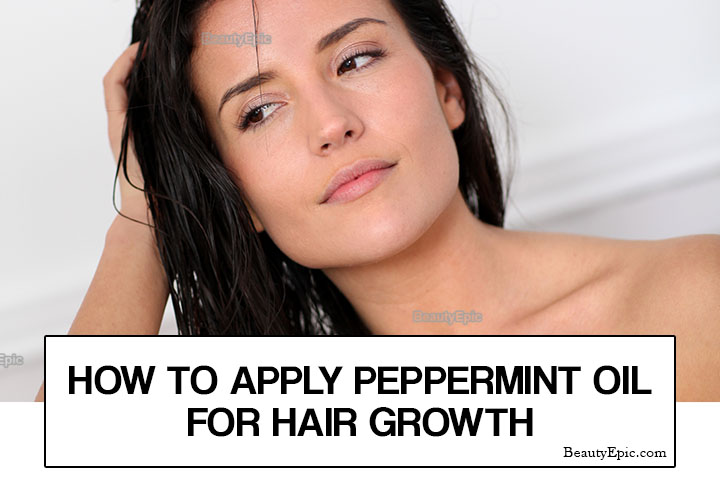 How To Use Peppermint Oil For Hair Growth?