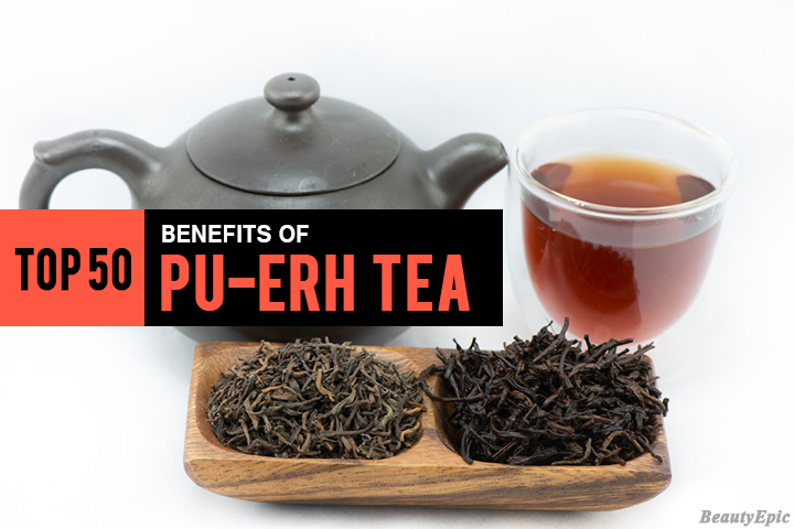 Top 50 Surprising Pu Erh Tea Benefits – Why It's Good for You