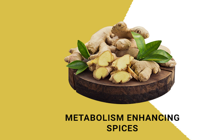spices that boost metabolism