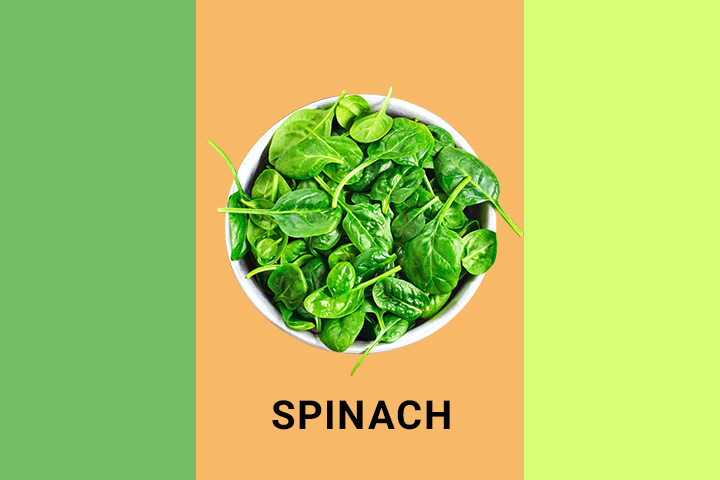 spinach for fat loss