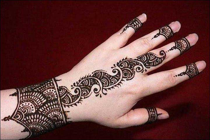 the-cuff-western-mehndi-designs