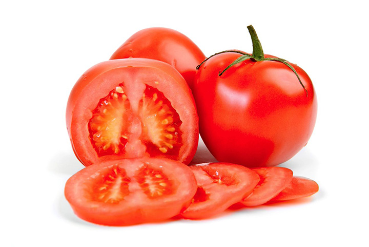 tomato for varicose veins