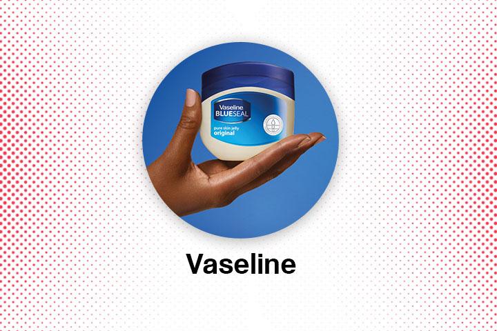 vaseline for dry cracked hands