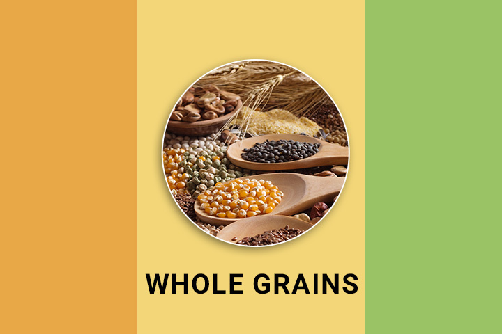 whole grains for fat burning