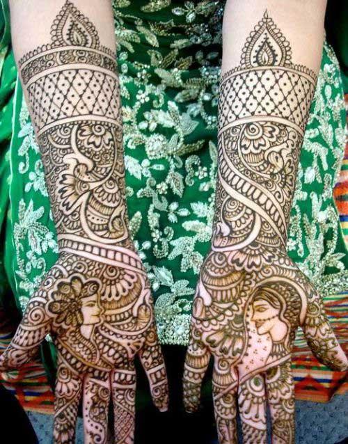 20 latest amp beautiful pakistani mehndi designs