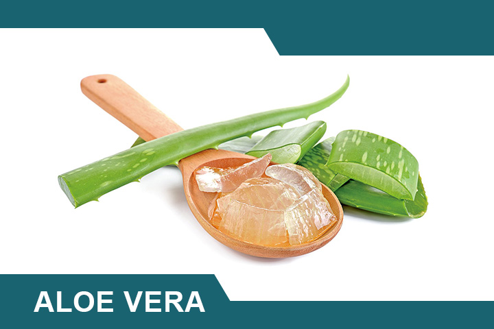 Aloe Vera Gel for Dark Elbows