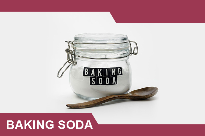 Baking Soda for Dark Elbows