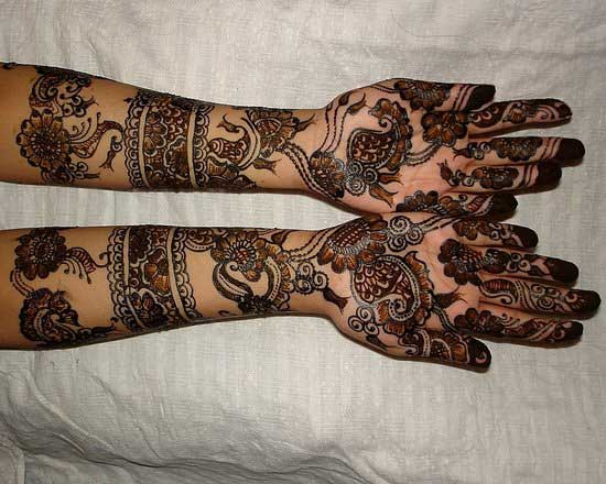 bangle-mehendi-designs