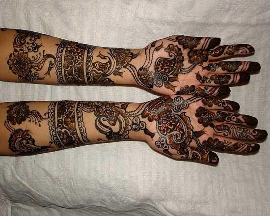 bangle-mehendi-designs