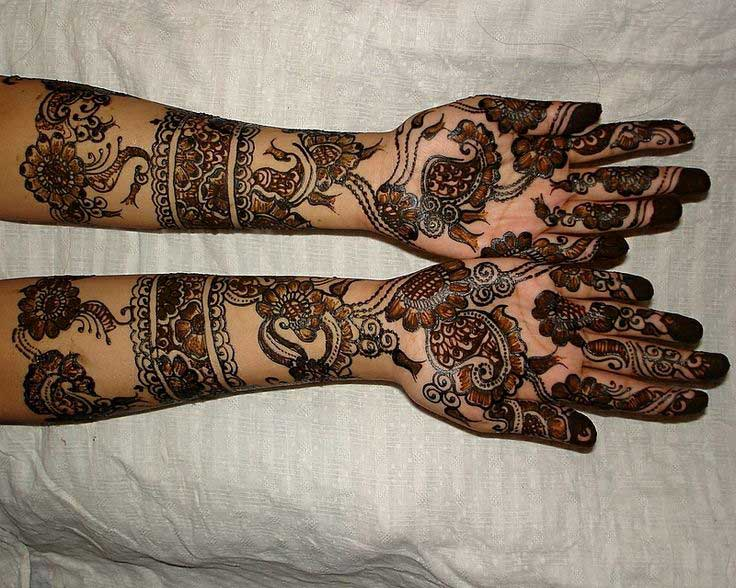 bangle-style-mehndi-design