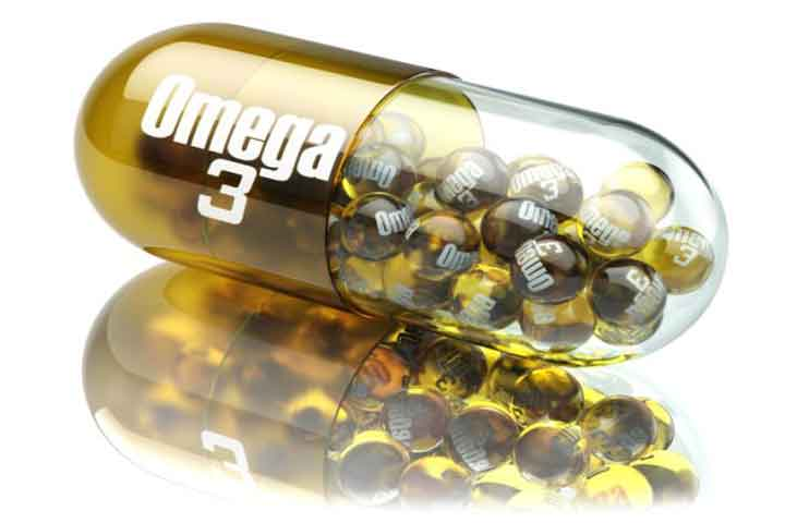 Benefits Of Omega-3 Fish Oil