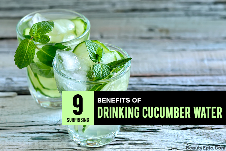 9 Surprising Benefits of Drinking Cucumber Water You Didn't Know About