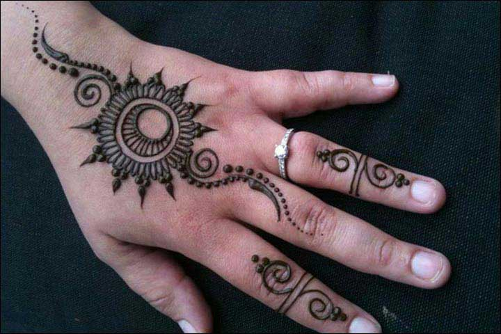 Mehndi Designs Roll : Beautiful ring mehndi designs for your hands