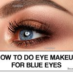 How to Do Eye Makeup for Blue Eyes