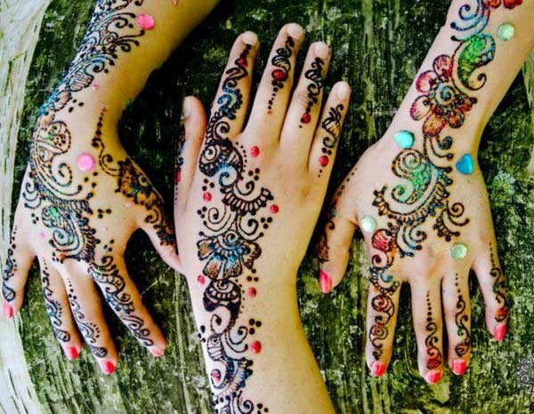 top 20 beautiful dubai mehndi designs for any fuctions