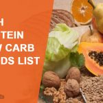High Protein Low Carb Foods List