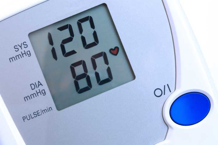 Measuring The Blood Pressure