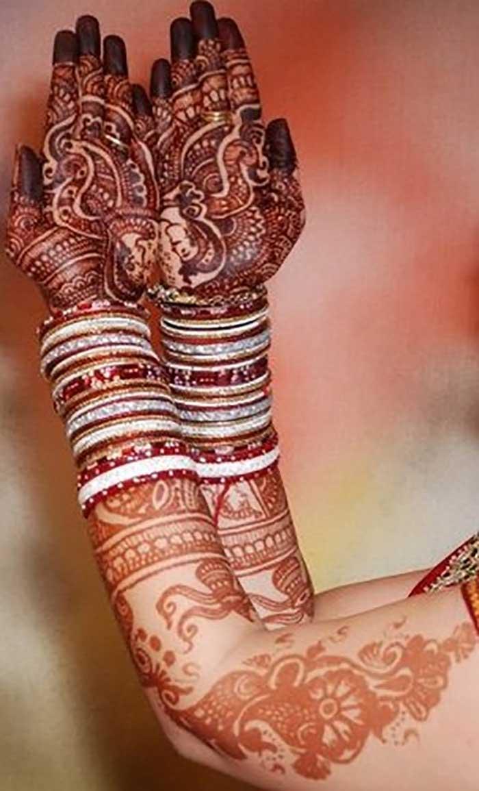 Jaipuri Bridal Mehndi Designs : Top rajasthani mehndi designs for hands and feets