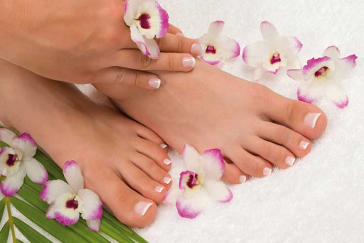 An Easy Step By Step Instruction On How To Do Pedicure At Home