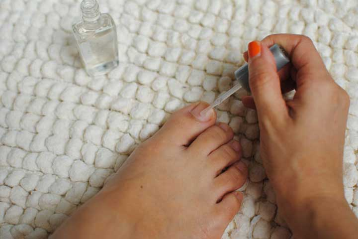 prepping your nails