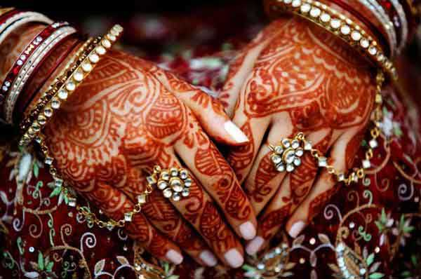 Mehndi For Wedding Girl : 25 most popular traditional mehndi designs for hands