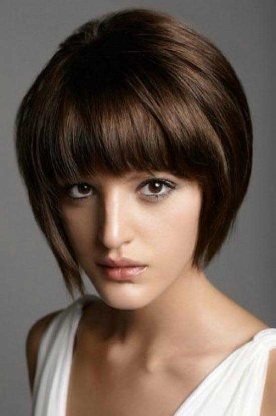 35 Awesome Bob Haircuts With Bangs Makes You Truly Stylish
