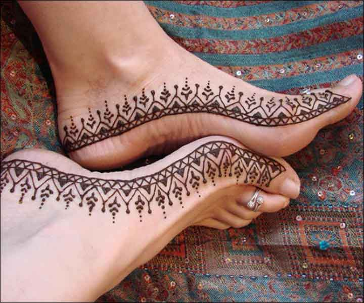 Mehndi Designs Google : Latest and stylish one line mehndi designs for hands