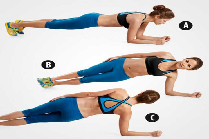 Tone Your Belly Muscles
