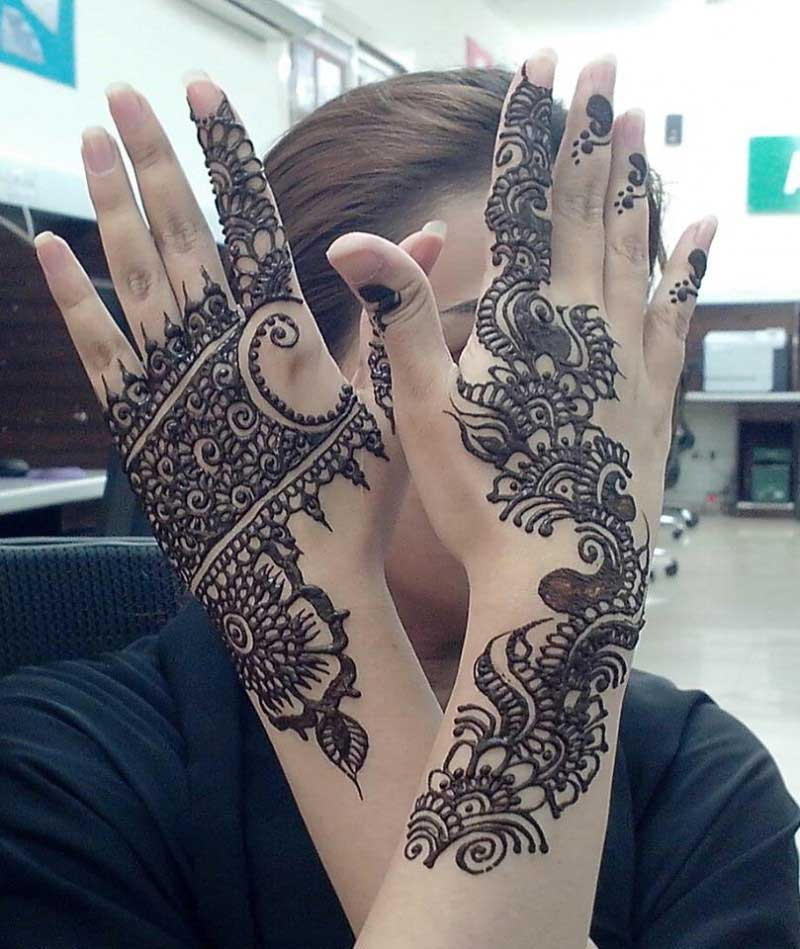traditional-dubai-mehndi-design