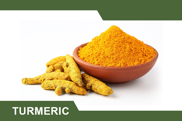 Turmeric for Dark Elbows