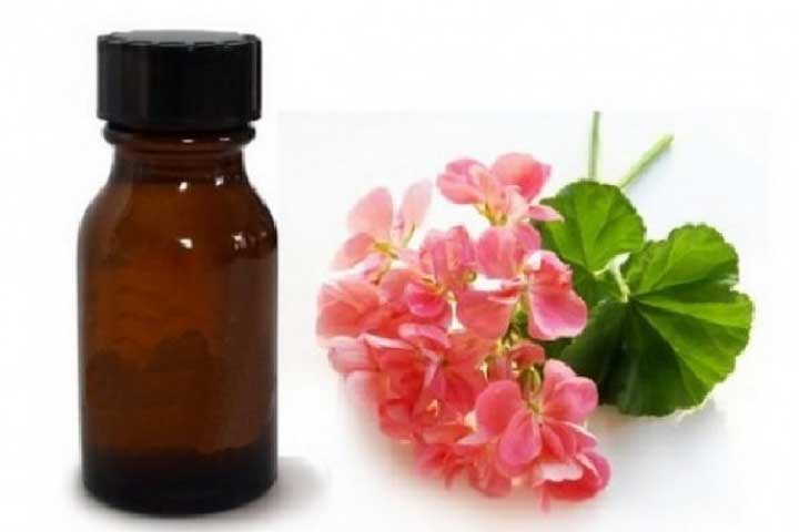 Using Geranium Oil