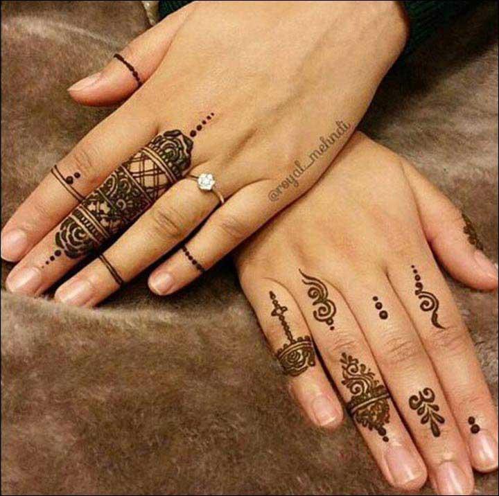Latest Finger Ring Design