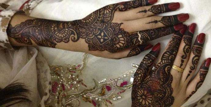 Mehndi Traditional Designs : Most popular traditional mehndi designs for hands
