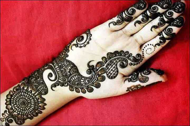 Traditional Mehndi Designs Photos : Most popular traditional mehndi designs for hands