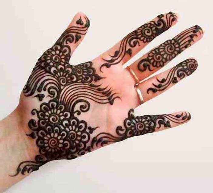 Top 25 Rajasthani Mehndi Designs For Hands And Feets