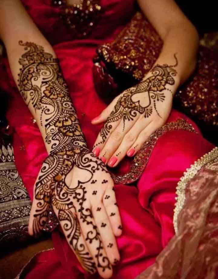 Traditional N Bridal Mehndi Designs : Most popular traditional mehndi designs for hands