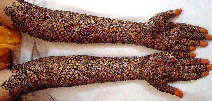 classic-hand-design-mehndi-for-wedding-9