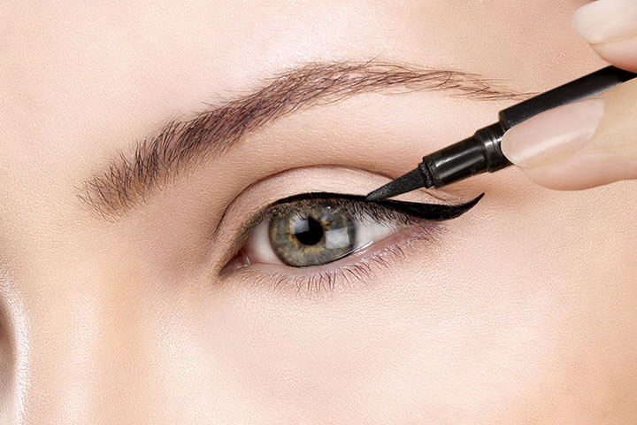 eyeliner tips for beginners