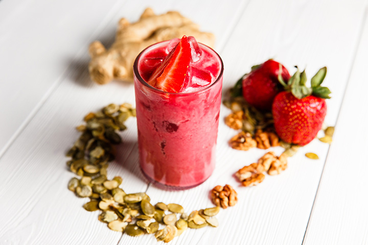 ginger smoothie for weight loss