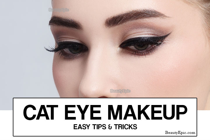 How To Do Cat Eye Makeup: Easy Tips & Tricks