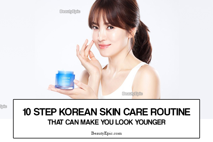 How to Make Your Own Korean Skin Care Routine: 10 Easy Steps