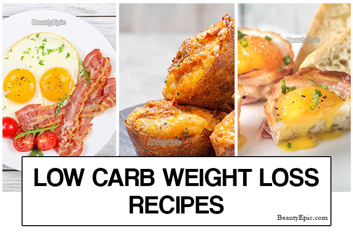 8 Low Carb Weight Loss Recipes That'll Help You Slim Down