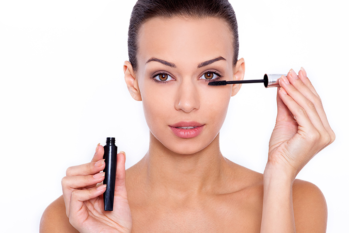 mascara tips for beginners