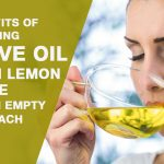 Drink Olive Oil with Lemon on an Empty Stomach