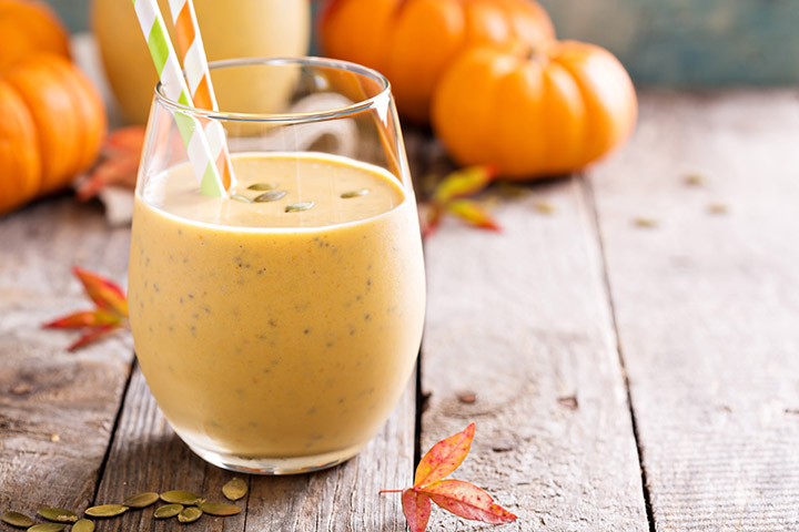 pumpkin smoothie for weight loss