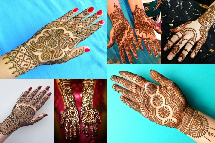 rajasthani mehndi designs